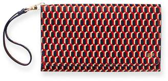 Mark And Graham Trifold Wallet Wristlet