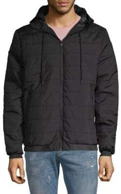 Sovereign Code Quilted Long-Sleeve Jacket