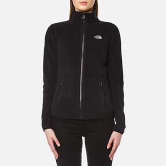 The North Face Women's 100 Glacier Full Zip Fleece