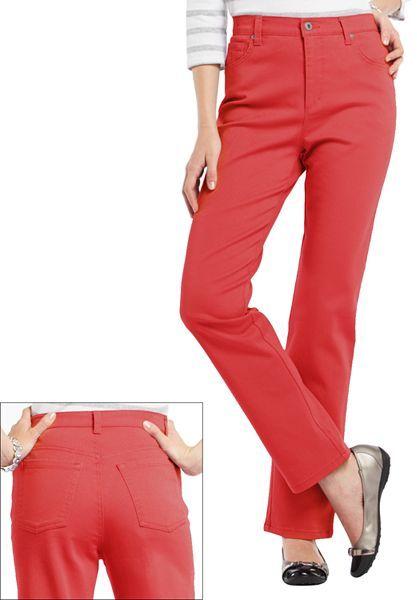 Gloria Vanderbilt amanda tapered jeans