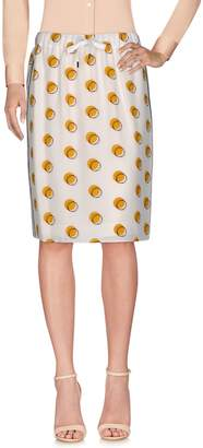 Fendi Knee length skirts