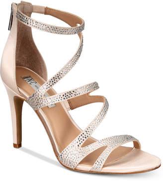 INC International Concepts I.n.c. Women Regann2 Strappy Sandals, Women Shoes