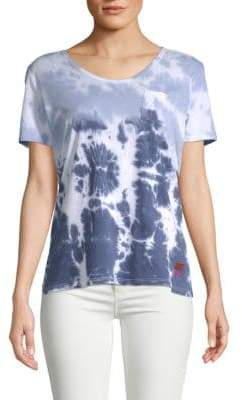 Peace Love World James Relaxed Tie-Dye Tee