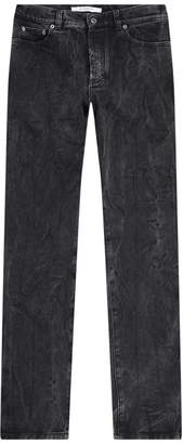 Givenchy Straight Leg Jeans