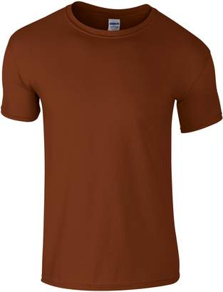 Gildan Mens Short Sleeve Soft-Style T-Shirt (XL)