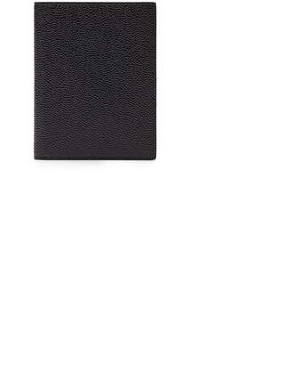 Thom Browne Pebble grain leather passport holder