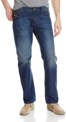 Diesel Men's Waykee Regular Straight Fit Jean 0849B