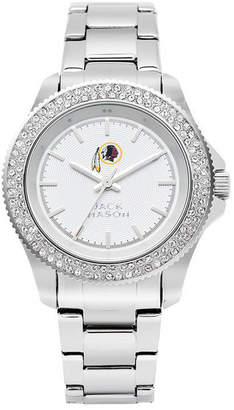 Redskins Jack Mason Women's Washington Glitz Sport Bracelet Watch