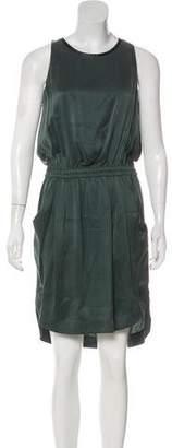 Rebecca Taylor Silk Sleeveless Dress