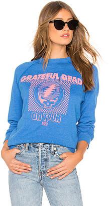 Junk Food Clothing Grateful Dead Pullover Sweatshirt