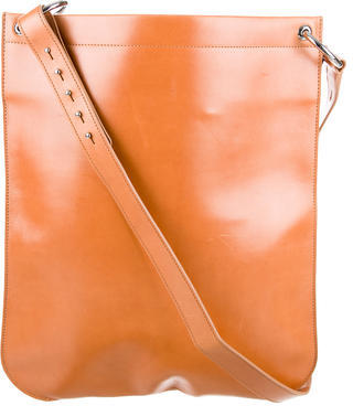 MICHAEL Michael KorsMichael Kors Leather Messenger Bag