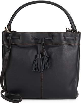 Cole Haan Women's Loveth Tasseled Leather Tote Bag