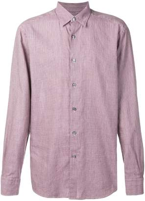 Ermenegildo Zegna button down shirt