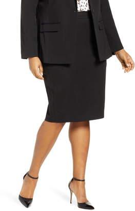 ELOQUII Stretch Pencil Skirt