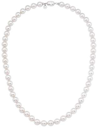 Majorica Simulated Pearl Collar Strand Necklace, 18""