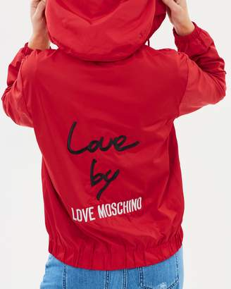 Love Moschino Giubbino C/Ricamo Love By Jacket