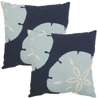 Highland Dunes Paulita Outdoor Throw Pillow - Set of 2