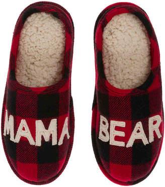 Dearfoams Mama Bear Scuff Slipper - Women's