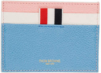 Thom Browne Multicolor Fun Mix Double Sided Card Holder