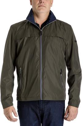 London Fog Tower By Men's Tower by Hipster Classic-Fit Packable Jacket