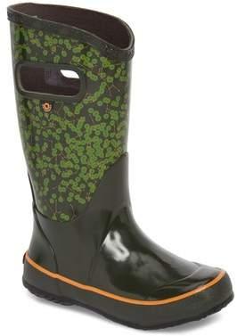Bogs Constellations Waterproof Rubber Rain Boot