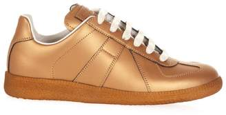 Maison Margiela Replica Low-top Leather Sneakers