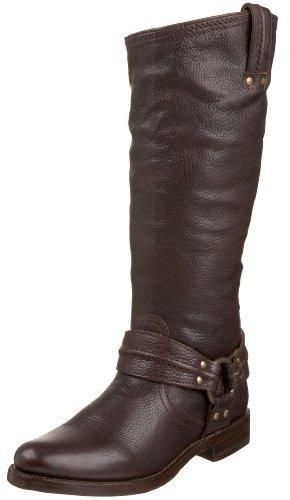 Frye Women's Maxine Trapunto Harness Boot