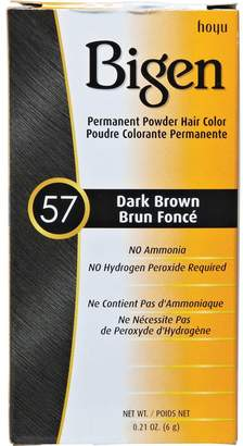 Bigen Dark Brown Permanent Powder Hair Color