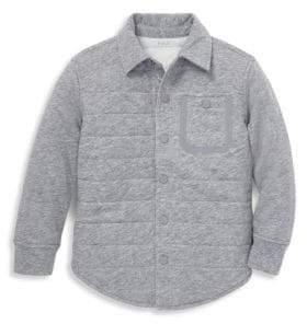 Ralph Lauren Little Boy's& Boy's Long Sleeve Shirt Jacket