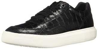 Geox Men's Deiven C Leather Sneaker,40 EU/7 M US