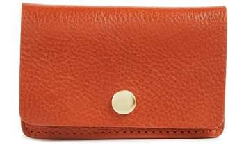 22a9454f0155da Mens Orange Leather Wallet - ShopStyle