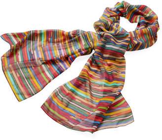 MoMA STORE (モマ ストア) - MoMA STORE MoMA FLW ペンシル スカーフ