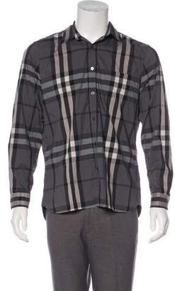 Burberry Beat Check Shirt