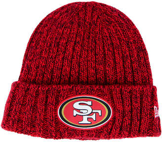 New Era Women's San Francisco 49ers On Field Knit Hat