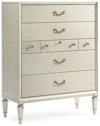 Caracole Pearly White Dresser - Taupe