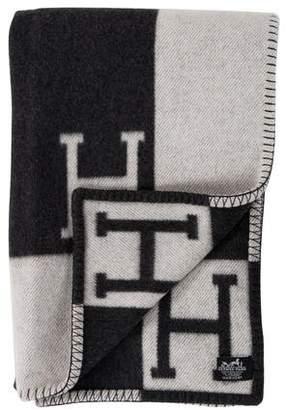 Hermes Avalon Throw Blanket