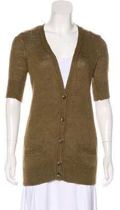 Vince Casual Button-Up Cardigan