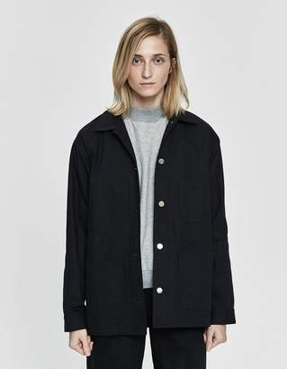 Need French Chore Jacket in Black