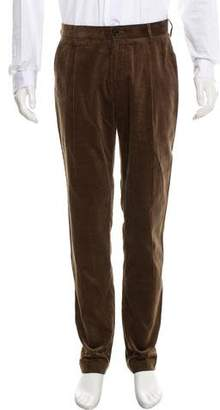 TOMORROWLAND Flat Front Casual Corduroy Pants w/ Tags