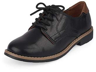 Children's Place The Boys' Dressy Uniform Dress Shoe