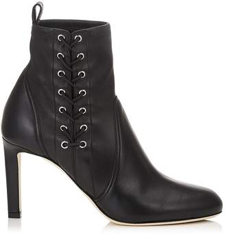 Jimmy Choo Mallory 85 Suede Boots