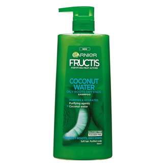 Garnier Fructis Coconut Water Oily Roots Dry Ends Shampoo 700 mL