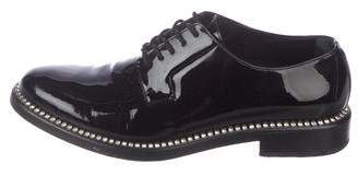 Jimmy Choo Embellished Derby Shoes