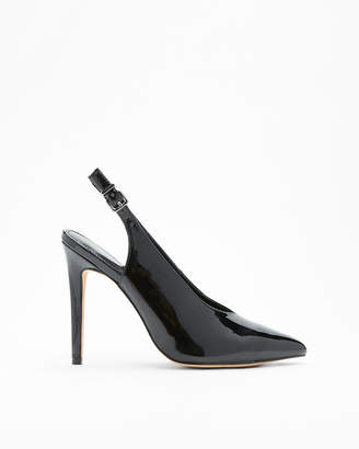 Express Slingback High Heel Pumps