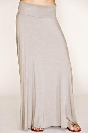 Rachel Pally Long Full Skirt in Haze