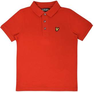 Lyle & Scott Boys Classic Short Sleeve Polo