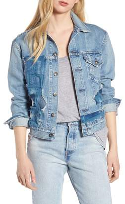 Levi's LEVIS MADE AND CRAFTED Made & CraftedTM Boyfriend Trucker Jacket