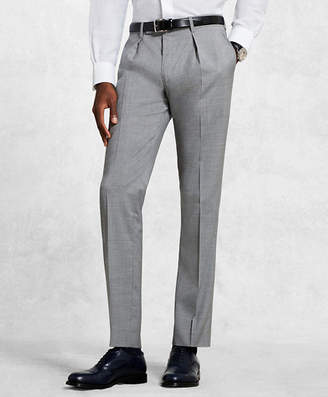 Brooks Brothers Golden Fleece Single-Pleat Dress Trousers
