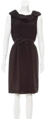 Saks Fifth Avenue Sleeveless Knee-Length Dress