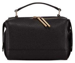 Milly Astor Soft Leather Satchel Bag